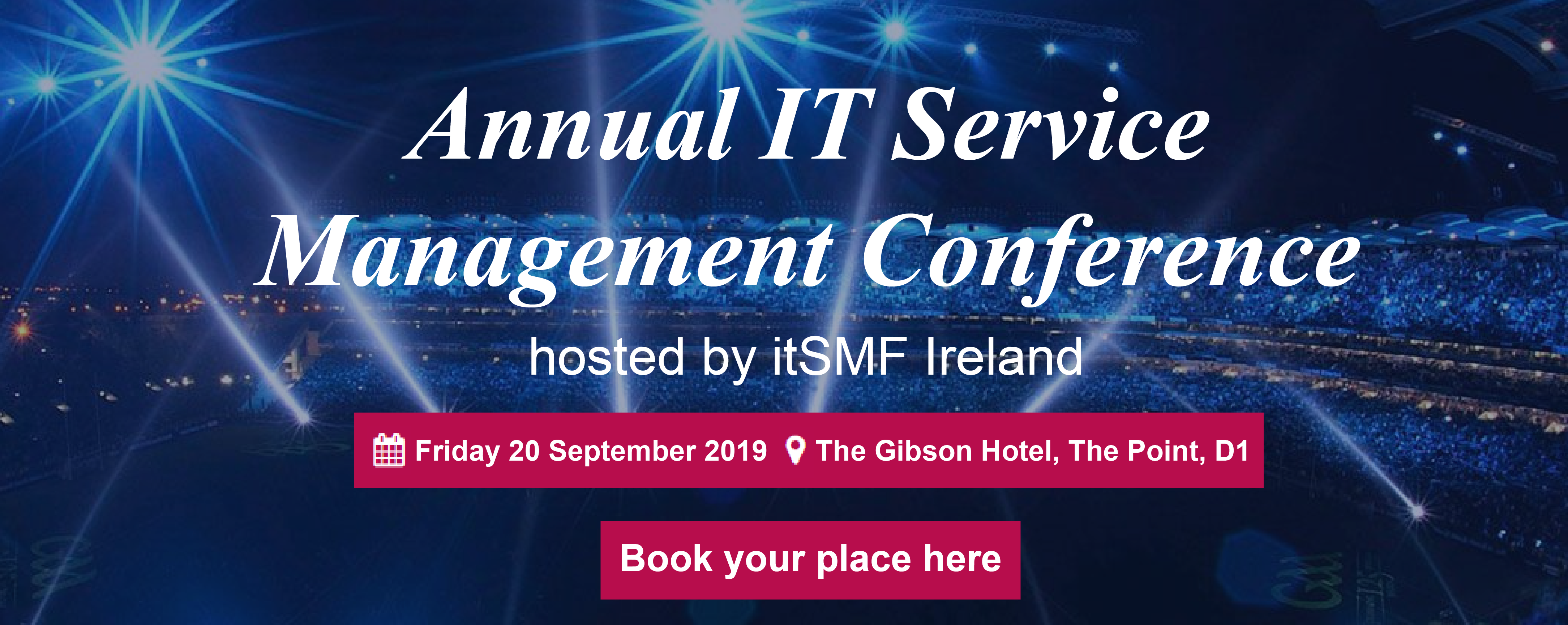 ITSMF Conference